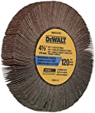 DEWALT DAGH1G1210 4-1/2 by 1-3/26 by 5/8-11 120g Flap Wheel
