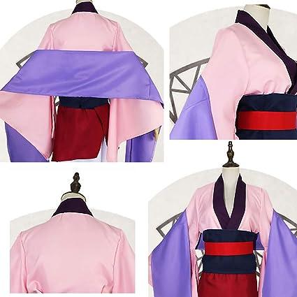 Pole shop Vestido de Traje de Mulan para niñas Adultas, Princesa ...