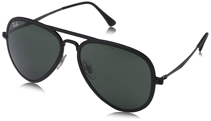 matte black aviators  Amazon.com: Ray-Ban RB4211 Sunglasses 601S71-56 - Matte Black ...