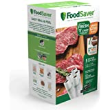 "FoodSaver Easy Seal & Peel 11"" x 14' Vacuum Seal Roll, 5 Pack"