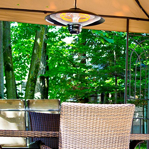 Ener-G-IndoorOutdoor-Ceiling-Electric-Patio-Heater-with-LED-Light-and-Remote-Control