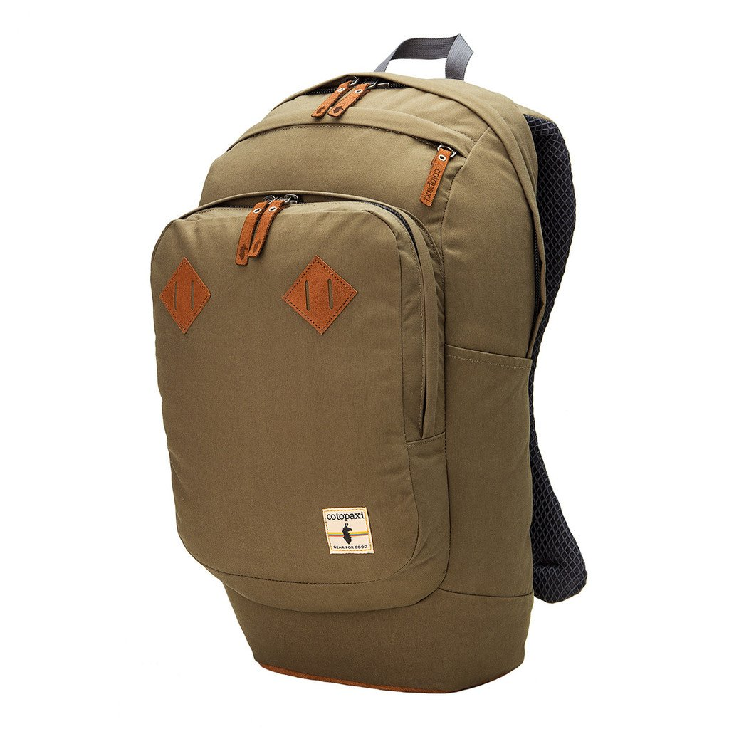 Cotopaxi Cusco 26L Canvas Daypack Backpack | Durable Multipurpose, Water Resistant Travel Bag w/Laptop Sleeve