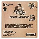 Mr. Clean Magic Eraser Extra Power, 4 3/5 x 2 2/5 in, 7/10'' Thick, White - 30 sponges per case.