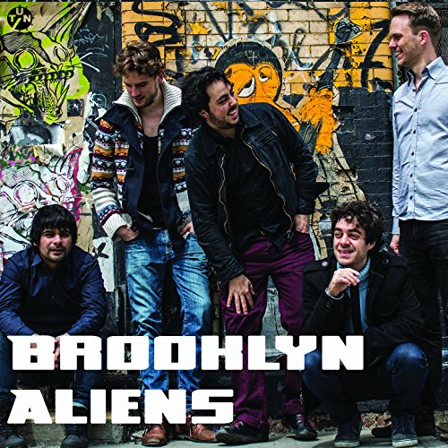 Album Brooklyn Aliens by Rodrigo Recabarren