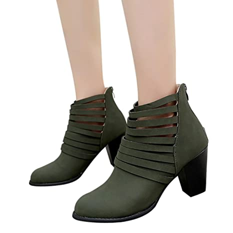 d48149ff2242 Image Unavailable. Image not available for. Color  Hemlock High Heel Ankle  Boots