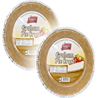 Lieber's Graham Pie Crust, No Artificial Colors or Flavors, 6 Oz (2 Pack Total of 12 Oz)