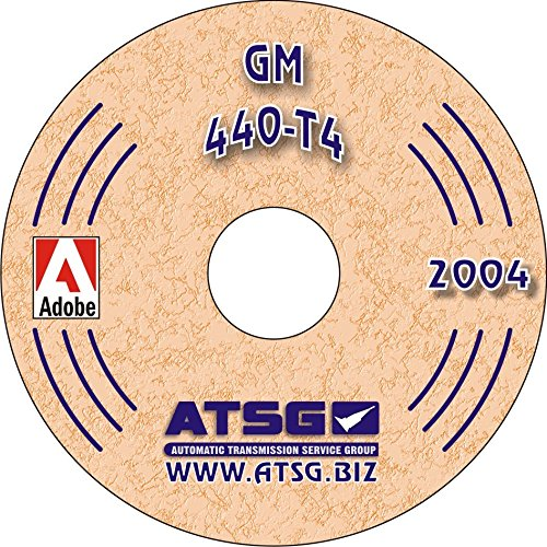 ATSG GM 440-T4 4T60 Techtran Transmission Rebuild Manual (Mini
