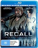 The Recall Blu-ray / DVD | Wesley Snipes, R. J. Mike | NON-USA Format | Region B Import - Australia