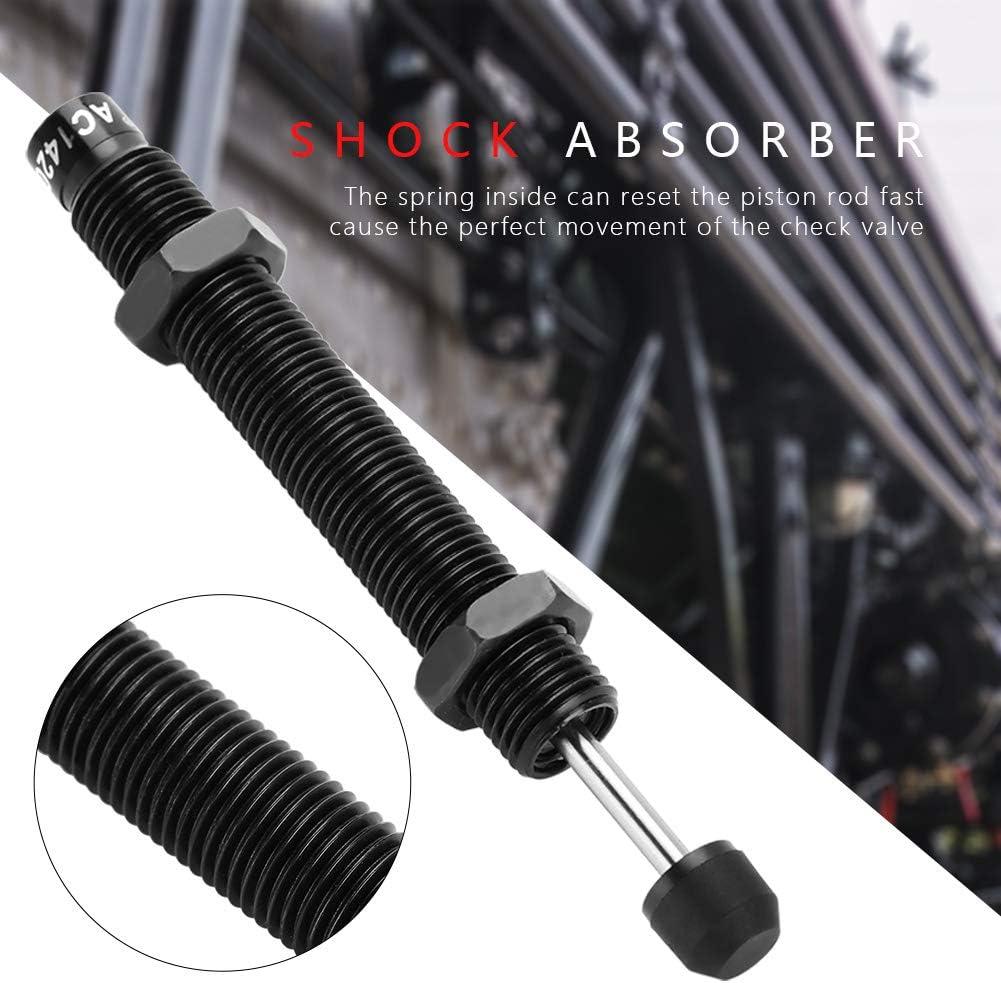 Pneumatischer Sto/ßd/ämpfer AC1420-2 M14 Einrohr-/Öldruckd/ämpfer mit 20 mm Hub f/ür Pneumatikzylinder