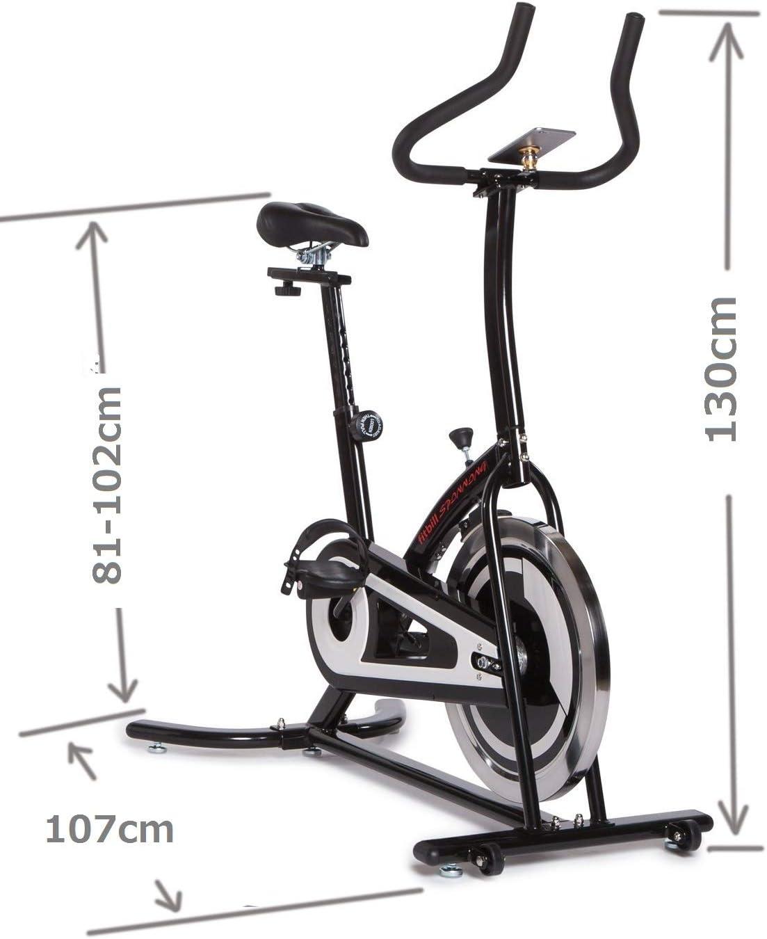 fitbill B603 Smart interior ciclismo bicicleta con Bluetooth ...
