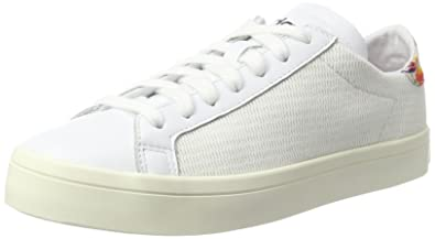 974c0c2017d8 adidas Originals Women s Courtvantage W Ftwwht Ftwwht Ftwwht Sneakers - 7  UK India