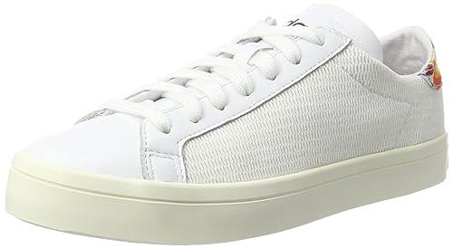 size 40 096c2 3b50a Adidas Courtvantage W, Zapatillas de Deporte para Mujer adidas Originals  Amazon.es Zapatos y complementos