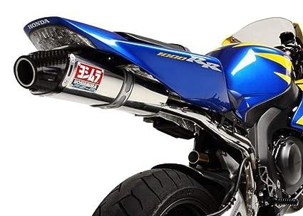Yoshimura 04-07 Honda CBR1000RR RS-5 Slip-On Exhaust (Race/Stainless Steel)