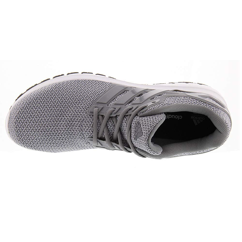 adidas Men's Energy Cloud WTC m Running Shoe, Grey/Tech Grey/Clear/Grey, 10.5 M US by adidas (Image #2)
