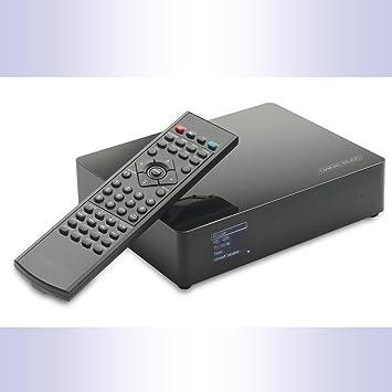 So World TV 2To - Disco duro externo multimedia y grabador (2 TB, red RJ45, USB, Full