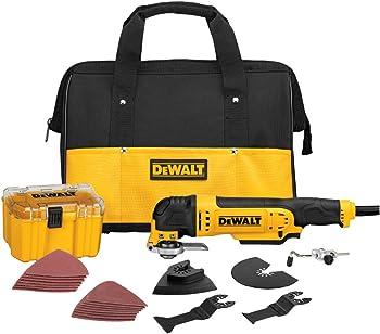 Dewalt 3 Amp 29-Pc. Oscillating Multi-Tool Kit