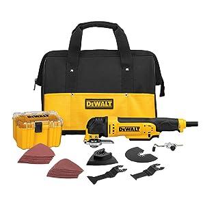 DEWALT DWE315K Multi Material Corded Oscillating Tool Kit