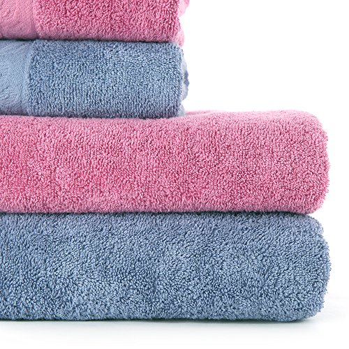 Spa Quality Towels: Premium Towel Sets Luxury Hotel And Spa Quality 6 Piece