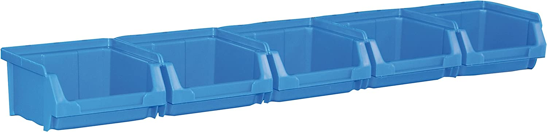 SimonRack SI1004 Gavetas, Azul, 52 x 100 x 95 mm