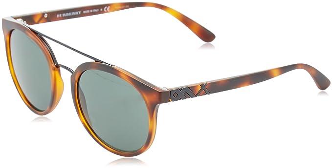 Burberry 0Be4245 338271 53 Gafas de sol, Marrón (Havana/Grey ...