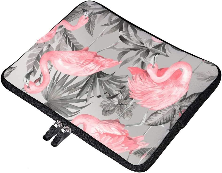 Amazon Com I Love Wallpaper Flamingo 13 Inch Laptop Sleeve Case Bag Portable For 12 9 Ipad Pro 13 Macbook Air Pro 12 3 Surface Pro 6 12 Lenovo Yoga 720 Computers Accessories