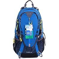 EGOGO 30L Wasserdicht Wanderrucksack Camping Rucksack mit Regenschutz Laufen Radfahren im Freien S2316
