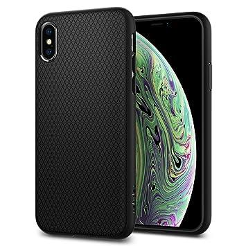533b9ac1ec3 spigen Liquid Air Funda iPhone XS/X con Durable Flex y Easy Grip Design para  iPhone XS/X: Amazon.es: Electrónica