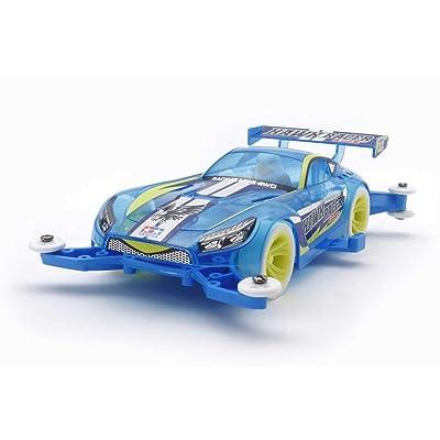 Tamiya America, Inc 1/32 Mini 4WD Hawk Racer GT, TAM95414: Toys & Games