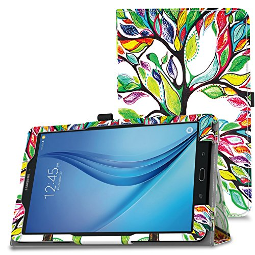 MoKo-Samsung-Galaxy-Tab-E-96-Case---Slim-Folding-Cover-for-Samsung-Galaxy-Tab-E-Wi-Fi-Tab-E-Nook-96-Inch-Tablet-Verizon-4G-LTE-Version-Lucky-TREE-NOT-FIT-Tab-E-80-inch-Tablet