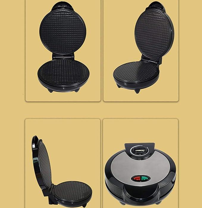 FASBHI Máquina de gofres, hogar eléctrico 220V Rollo de ...