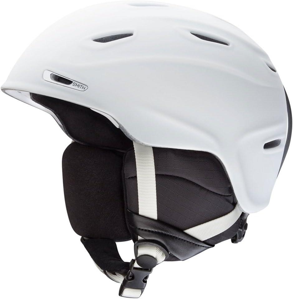 Smith Optics Aspect Adult Ski Snowmobile Helmet, Acid Blockhead
