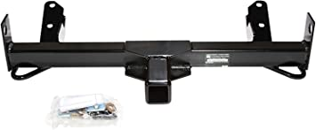 Reese Towpower 65046 Front Mount Receiver with 2 Square Receiver Opening