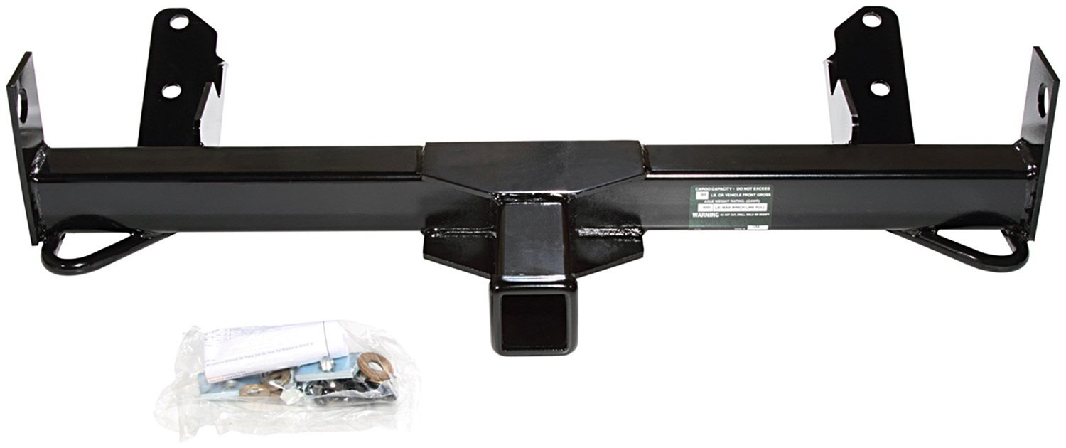 Reese 65003 Front Mount Receiver with 2' Square Receiver opening Draw-Tite