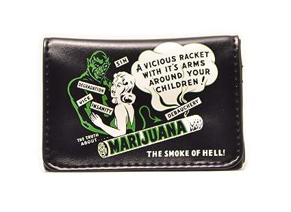 Bolsa para tabaco de liar La Siesta pocket Marijuana