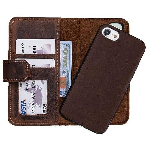 quality design d5475 06367 iPhone 7 Wallet, iPhone 7 Plus Magnet Wallet, Case For iPhone 7, Leather  iPhone 7 Case, iPhone 7 Plus Leather Case, iPhone 7 Plus Case Wallet, Mens  ...