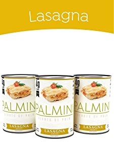 Palmini Low Carb Lasagna   4g of Carbs   As Seen On Shark Tank   Gluten Free   14 Oz. Can (3 Unit Case)