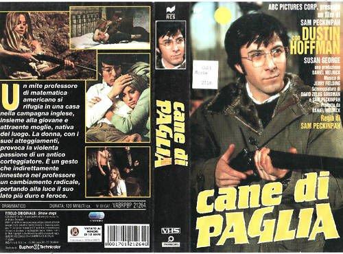 Cane Di Paglia 1971 Vhs Amazonit Amazonit