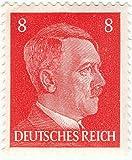 1933 German Adolf Hitler 8 Pf Deutsches