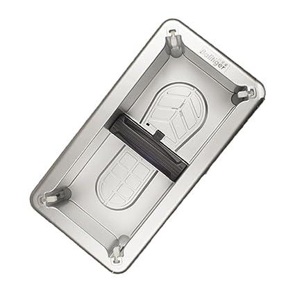 LJ&L Dispensador de cubierta de casa zapatos automático, usado en limpio, quirófano y sala