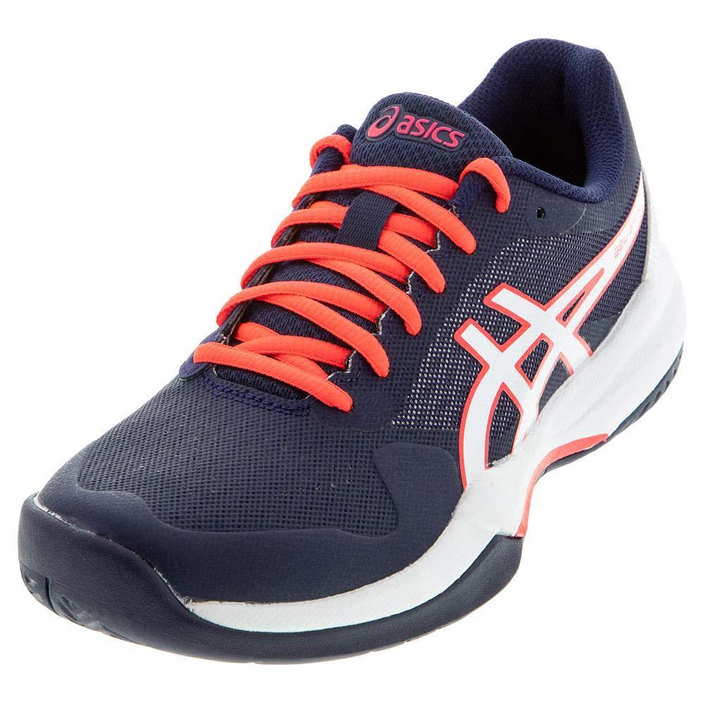 ASICS Womens Gel-Game 7 Tennis Shoes (Peacoat/White, 9): Amazon ...