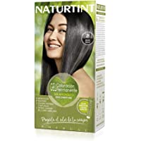 Naturtint | Coloración sin amoniaco | 100% cobertura de canas | Ingredientes vegetales | Color natural y duradero | 1N…