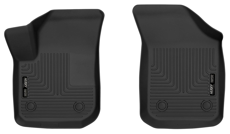 HUSKYLINER 52911 Black 2017 Buick Envision Front Floor Liner