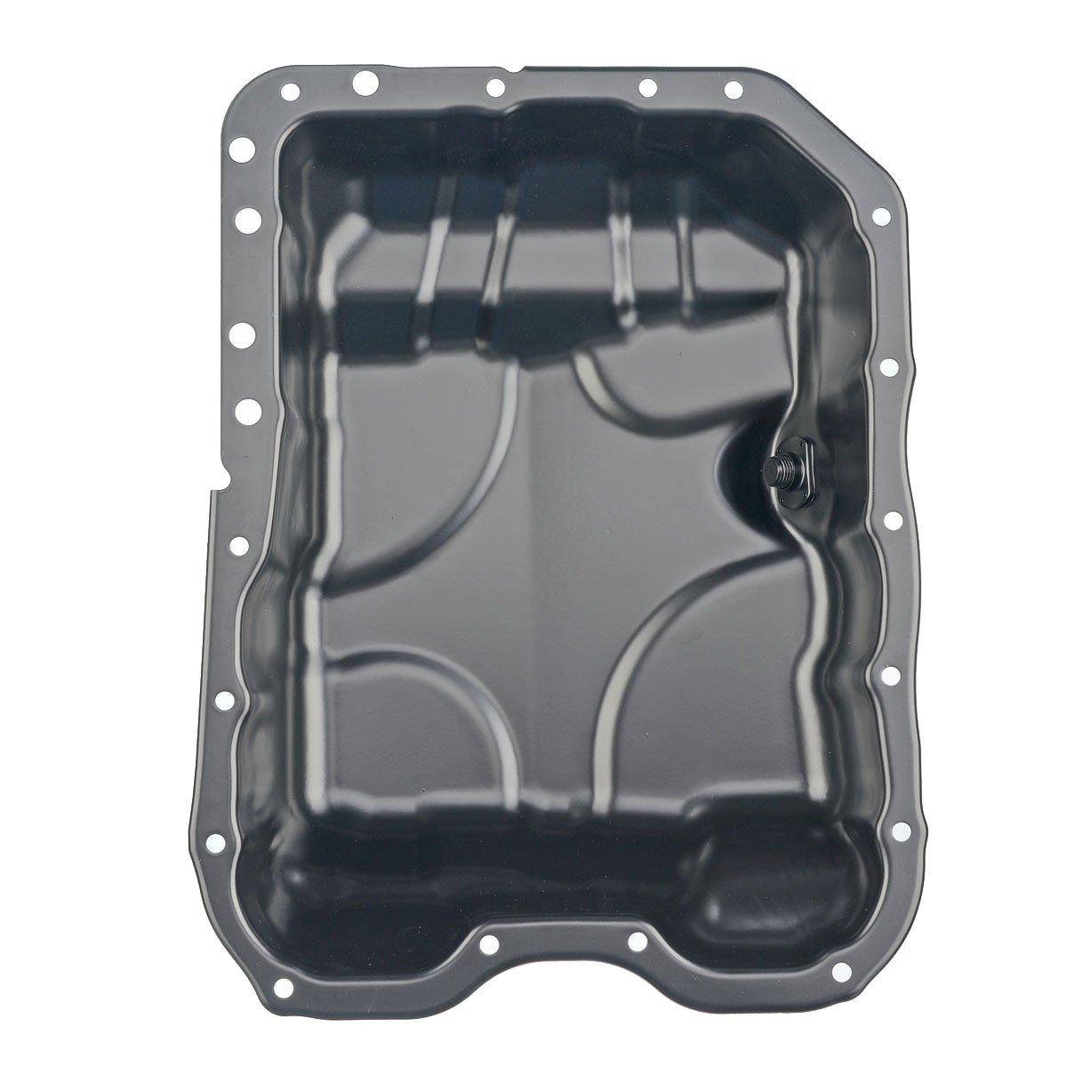 A-Premium Engine Oil pan for Chrysler 200 2015 Dodge Dart 2013-2015 Jeep Cherokee 2014-2015 2.0L 2.4L