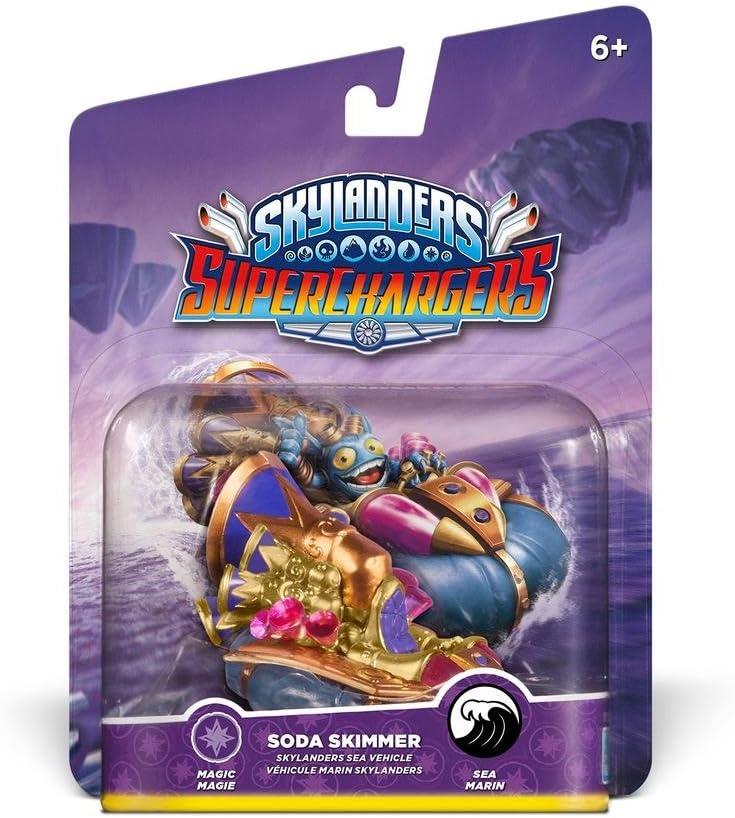 ACTIVISION Skylanders SuperChargers - Soda Skimmer (Vehicle): Amazon.es: Videojuegos