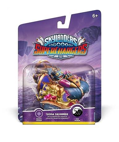ACTIVISION Skylanders SuperChargers - Soda Skimmer (Vehicle ...