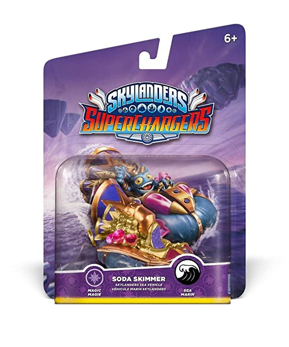ACTIVISION Skylanders SuperChargers - Soda Skimmer (Vehicle ...