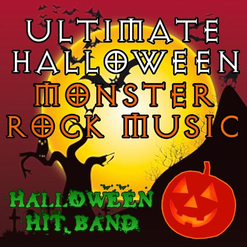 Ultimate Halloween Monster Rock Music for $<!--$7.99-->