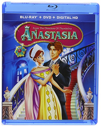 Blu-ray : Anastasia (Widescreen, Pan & Scan, Icons O-Ring)