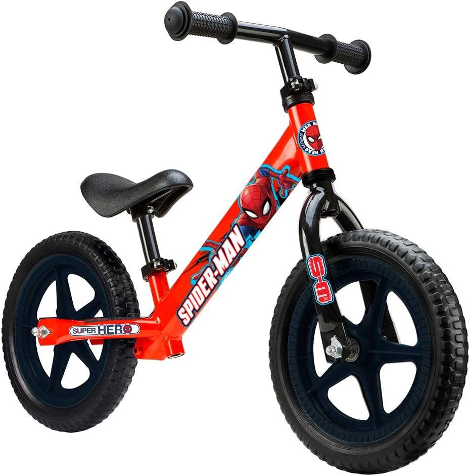 Spiderman- Bicicleta de Paseo, Multicolor (Seven Polska 9944 ...