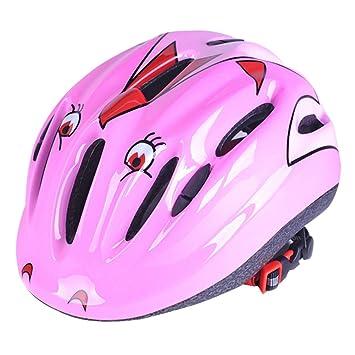 szseven Casco de Seguridad para Bicicleta para Niños, Ideal para Casco de Bicicleta, Ciclo